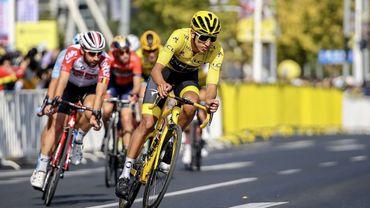 Pas de Giro pour Egan Bernal qui veut conserver son maillot jaune au Tour de France