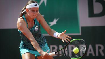 Greet Minnen n'est plus qu'à un match du tableau final de Roland Garros