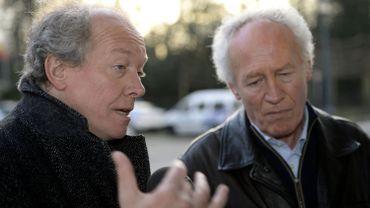 Le mécanisme de financement des spectacles a bénéficié au Cinéma belge (en photo, les frères Dardenne).