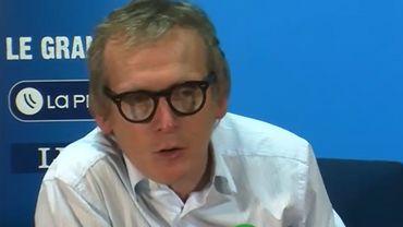 """Paul Dujardin (Bozar): """"1000 hommes politiques à Bruxelles! Je ne sais plus à qui m'adresser!"""""""
