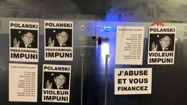 Affaire Polanski: une action menée par des associations devant des cinémas à Bruxelles