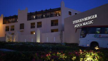 Un taux élevé d'E-coli et de bactéries staphylocoques avaient été retrouvées dans le Steigenberger Aqua Magic Hotel.