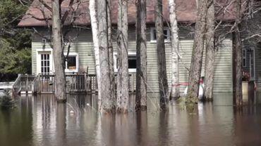 Inondations au Canada: la ville d'Ottawa décrète l'état d'urgence