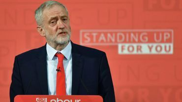 Jeremy Corbyn, chef du Labour, a annoncé que son parti avait rompu les négociations sur le Brexit avec le gouvernement de Theresa May.