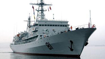 La Chine lance aujourd'hui son premier porte-avions