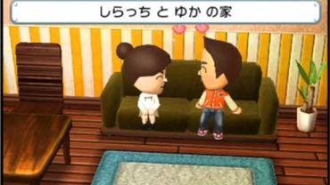 """Pas de """"mariage pour tous"""" dans Tomodashi Life, décrète Nintendo"""