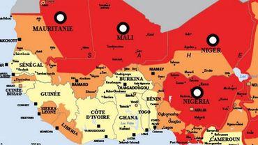 Les Affaires étrangères ont revu leur liste des pays déconseillés aux ressortissants belges, ce jeudi