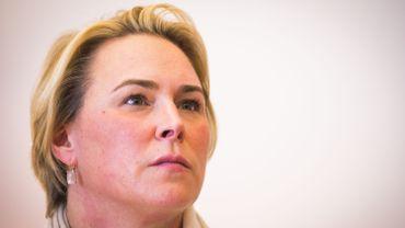Céline Fremault, ministre bruxelloise de l'Énergie