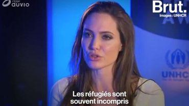 La vie hors-norme d'Angelina Jolie