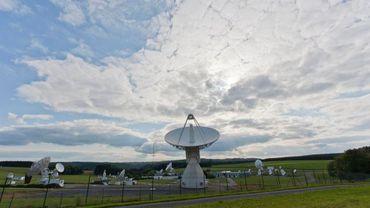 Le fédéral va investir cinq millions d'euros dans le centre ESA de Redu.