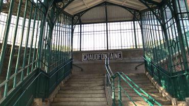 La nouvelle vie de la gare de Chaudfontaine