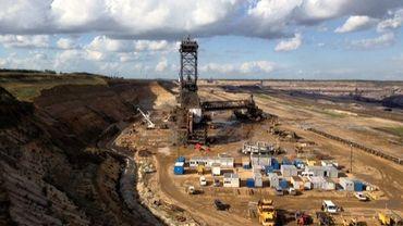 L'immense mine à ciel ouvert de Garzweiler