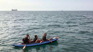 Deux fois plus de migrants tentent la traversée de la Manche par rapport à l'année 2018