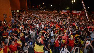 L'Union belge prévoit des animations contre Chypre et organise le tri des déchets