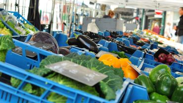 Charleroi Rive Gauche : un retour du marché sur la place ?