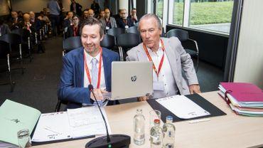 Waasland-Beveren dénonce l'opportunisme des clubs qui réclament sa dégradation