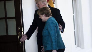 L'Allemagne est particulièrement visée par les critiques de Donald Trump.