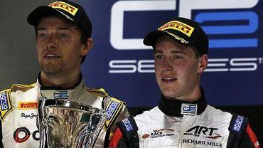 Palmer est sûr que Vandoorne sera en F1 en 2017