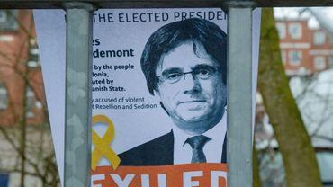 Le parquet allemand est favorable à l'extradition de Puigdemont vers l'Espagne
