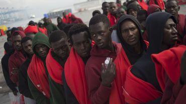 illustration- Berlin et Madrid s'accordent pour renvoyer des migrants en Espagne