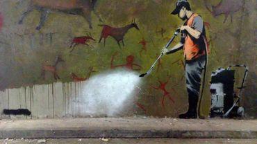 Focus: Banksy, phénomène Street Art