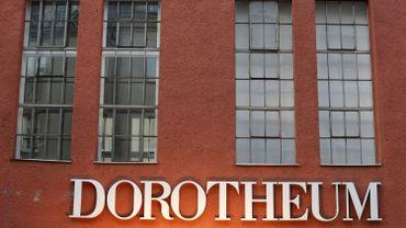 La maison d'enchères Dorotheum, à Vienne