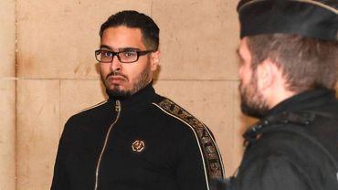 Attentats à Paris: une peine de 5 ans de prison requise en appel contre Jawad Bendaoud