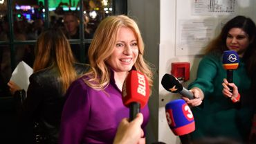 L'avocate libérale Zuzana Caputova remporte la présidentielle en Slovaquie