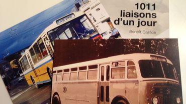 """Les """"1001 liaisons d'un jour"""" retrace le trajet en bus reliant Liège à Athus."""