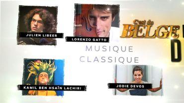 Les Meilleurs de l'année 2017 : Catégorie Musique classique