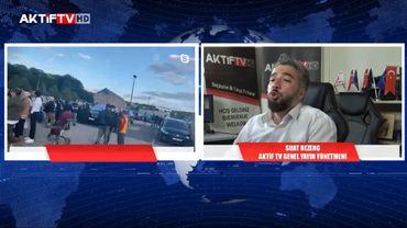 Verviers : une chaîne youtube en turc relaie un appel à manifester en faveur de Hasan Aydin