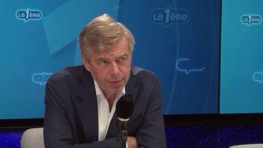 """Laurent Levaux: """"Il faut créer un nouveau pacte, une nouvelle gouvernance sociale en Wallonie et devenir un exemple"""""""