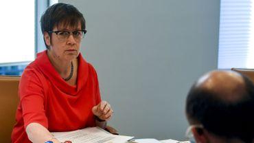 Alda Greoli comme nouvelle ministre de la Culture et de l'Enfance