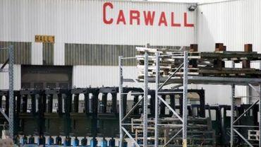 Fin décembre, Carwall a obtenu du tribunal du commerce d'être mise en procédure de réorganisation judiciaire.