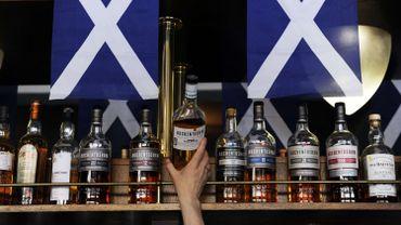 """Indépendance de l'Écosse? Les industriels craignent pour """"la diplomatie du whisky"""""""