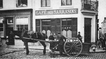 Grognon ou quartier de la Sarrasse ?