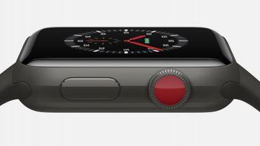 La prochaine Apple Watch pourrait opter pour des boutons à retours haptiques