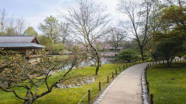 Gagnez Des Entrees Au Jardin Japonais De Hasselt