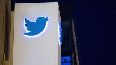 Le siège de Twitter à San Francisco, en Californie