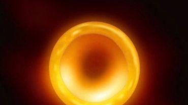 Les reprises marketing de la photo du premier trou noir