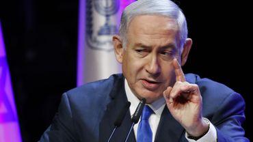 """Le Premier ministre israélien Benjamin Netanyahu a rejeté dimanche les """"leçons de morale"""" du président turc."""