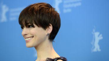 """Anne Hathaway, 31 ans, fera son retour à l'affiche en novembre dans le très attendu """"Interstellar"""" de Christopher Nolan"""