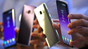 Des hackers auraient réussi à tromper la sécurité du Samsung Galaxy S8