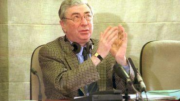 Jean-Michel Schlicker, photographié fin des années 90.