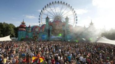 Tomorrowland collabore avec le géant du divertissement SFX