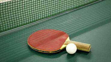 Tennis de table: Massart à Virton, Georis à Dinez