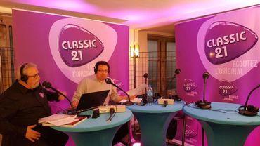 Jean-Paul Smismans et Jean-Yves Louis en direct du BIFFF