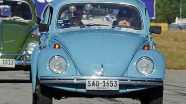 Un million de dollars pour acheter la VW Coccinelle du président uruguayen