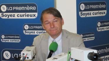 Philippe Lamberts, eurodéputé écolo, plaide pour la solidarité des Européens