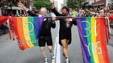 Gay pride à New-York